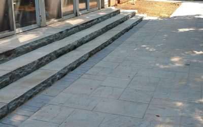 Paver Patio and Walkway in Franklinville NJ