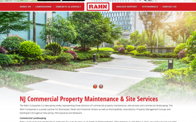 Rahn Companies Launches 4 New Websites